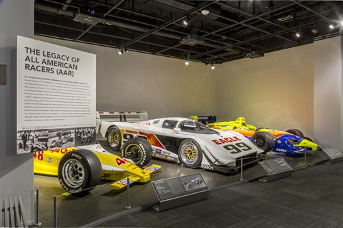 Dan Gurney's All American Racers