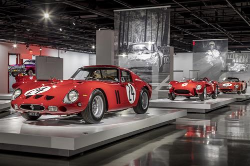 Seeing Red: 70 Years of Ferrari