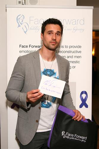 Honorary Committee Member Brett Dalton or Agents of S.H.I.E.L.D