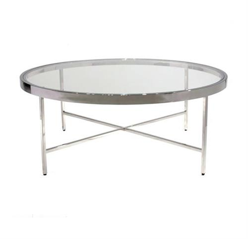 Vienna round cocktail table