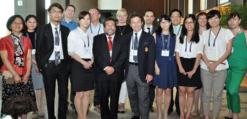 Tokyo Conference, Japan