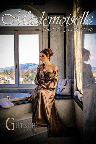 Lucerne, Switzerland - Mademoiselle French Collection Couture by Victoria Napolitano