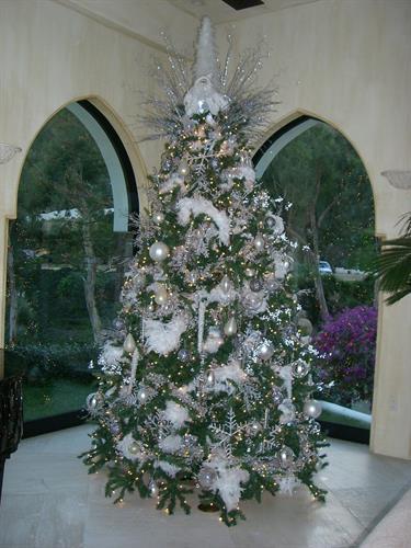 Custom Holiday Tree