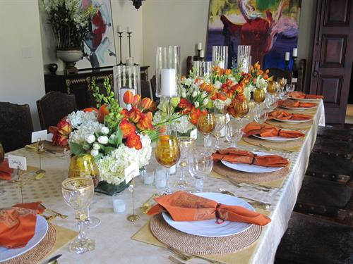 Private Dinner Party - Beverly Hills
