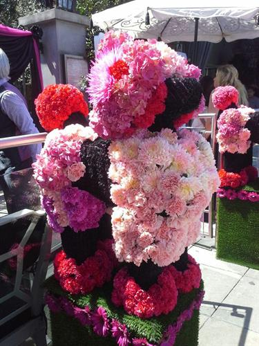 Flowers for Bravo's Beverly Hills Housewives