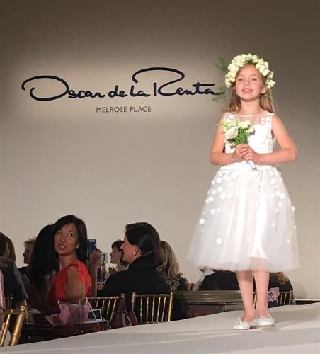 Annual Oscar de la renta Event Beverly Whilshire Hotel - Beverly Hills