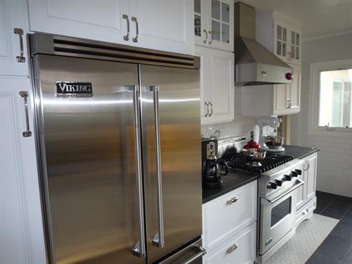 Custom Kitchen Design - Los Angeles