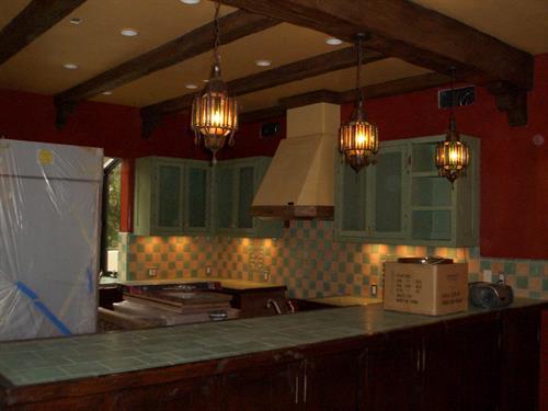 Kitchen Design - Beverly Hills