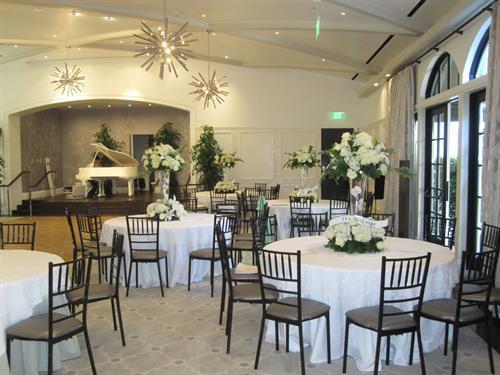 Wedding Reception Bel Air Hotel