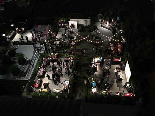 West Hollywood Chamber event - The London Hotel - West Hollywood