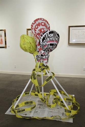 Custom Urban Art - Corprate Suckers - Michael Habicht