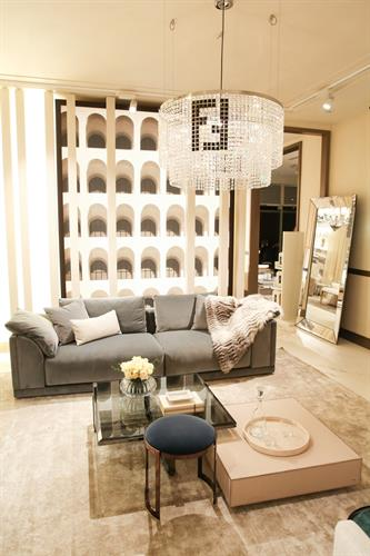 Luxury Living Los Angeles Showroom