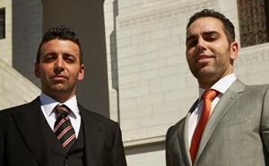 Sherwin Arzani and Oliver Naimi