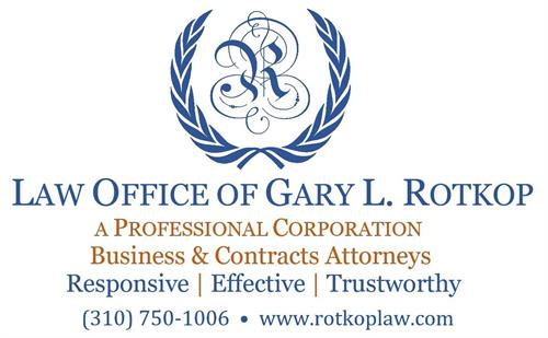 LO of Gary Rotkop logo