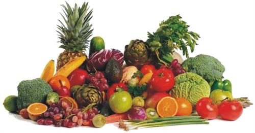 Fruits and Vegetables contain essential Phytonutrients (Plant Nutrients /Chemicals) needed for Optimal Health and Longevity!