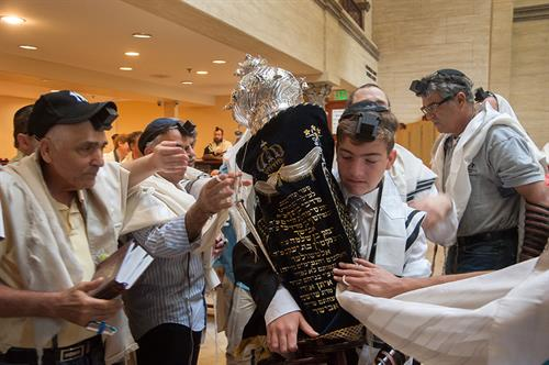 Bar Mitzvah - Hillel Sherman Oaks