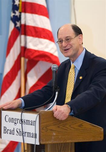 Corporate - Congressman Brad Sherman