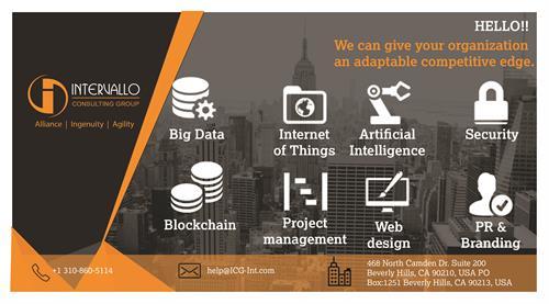 Our Services Portfolio