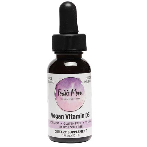 Fertile Moon Vegan Vitamin D3