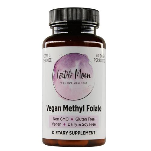 Fertile Moon Vegan Methyl Folate