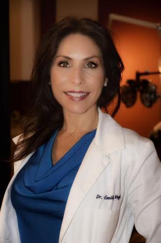 Dr. Emily Vogel, Optometrist