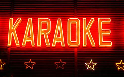 Yes, we do Karaoke!