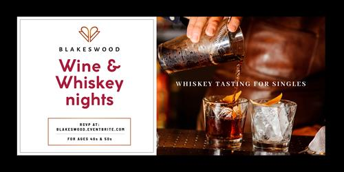 Wine & Whiskey Nights March