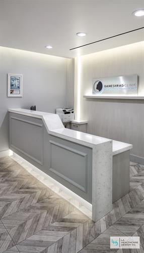 Medical Clinic - Reception