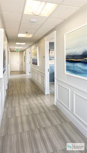 Medical Clinic - Hallway
