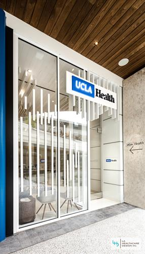 Medical Facility - Entrance