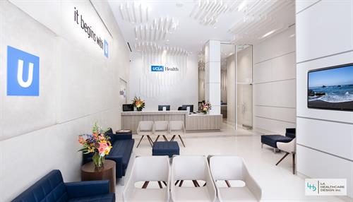 Medical Facility - Waiting Lounge