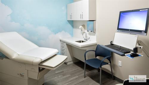 Medical Facility - Consultation Room