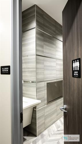 Medical Facility - ADA Restroom