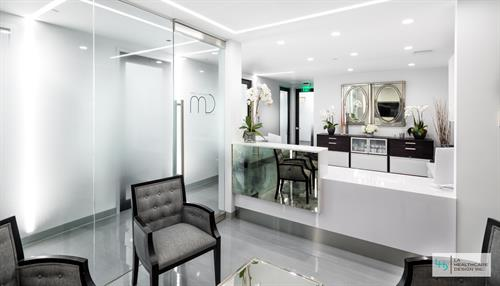 Medical Space - Reception