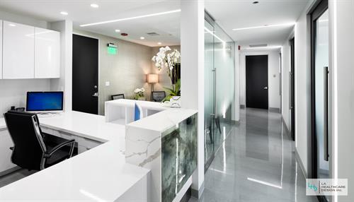 Medical Space - Hallway