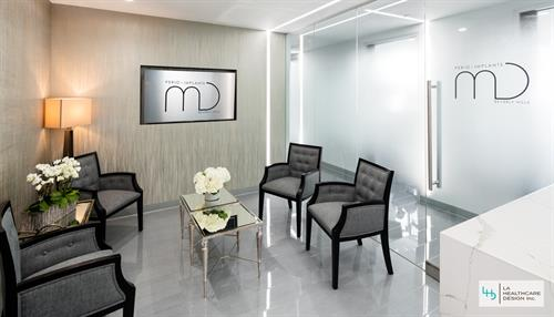Medical Space - Waiting Area
