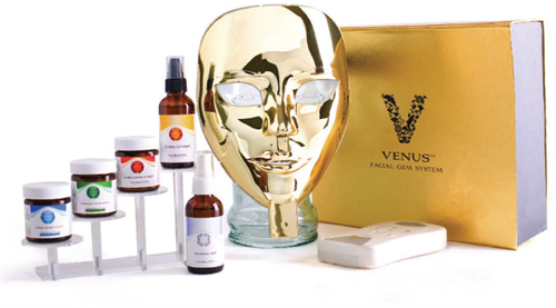 Vibe Med Spa Using Patented ACUGEMS/ARAVIBE Quantum Beauty Technology created By: Dr. Aracely