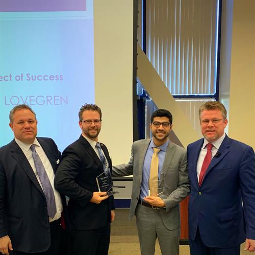 2018 - Agency Architects of Success Award