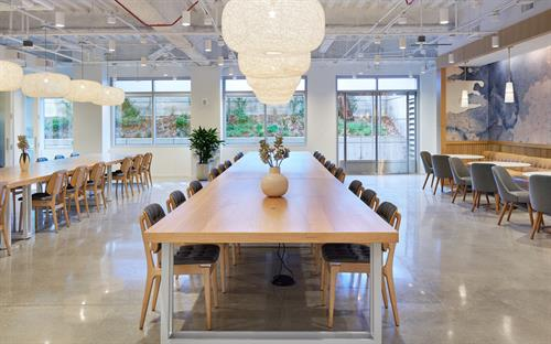 Flex Desk Area
