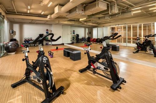 Wilshire Corridor - Fitness Center