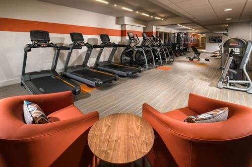 Wilshire Corridor - Fitness Center