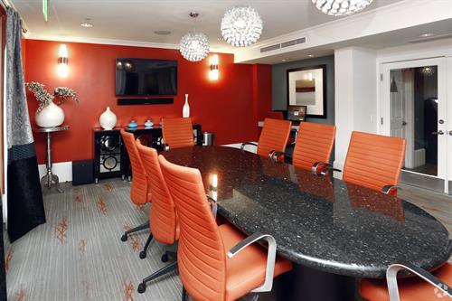 Wilshire Corridor - Conference Room