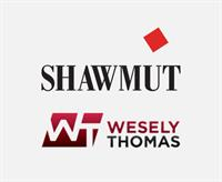 Shawmut Design and Construction and Wesely Thomas Announce Strategic Partnership