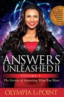 Olympia LePoint Appears on Amazon Prime TV with New Book, Answers Unleashed II