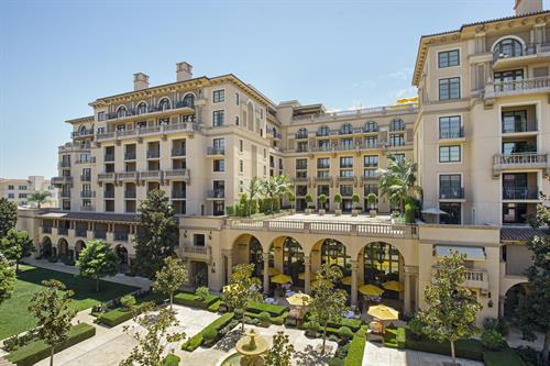 The Maybourne Beverly Hills Exterior