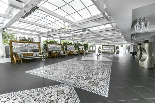 SLS Hotel, a Luxury Collection Hotel, Beverly Hills - Garden Terrace