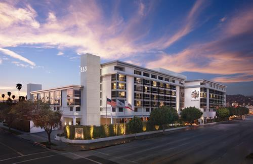 SLS Hotel, a Luxury Collection Hotel, Beverly Hills - Exterior