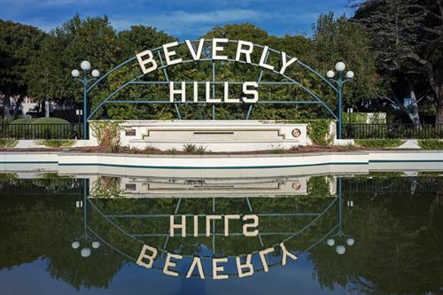 Located in the Heart of Beverly Hills.
