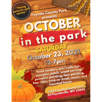 October In The Park