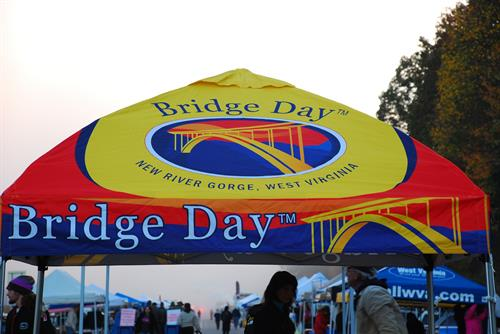 Bridge Day WV's Largest One Day Festival